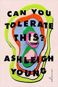Can You Tolerate This Ashleigh Young cover