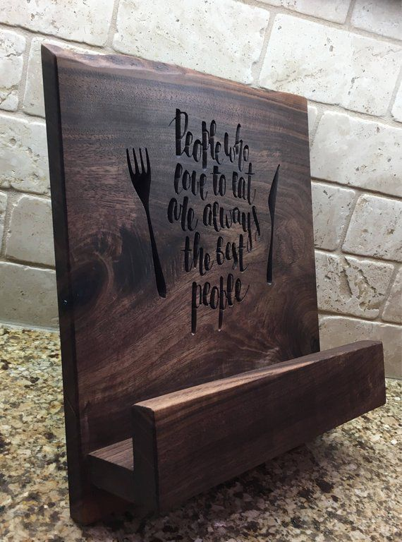Cookbook Stand | Book Riot
