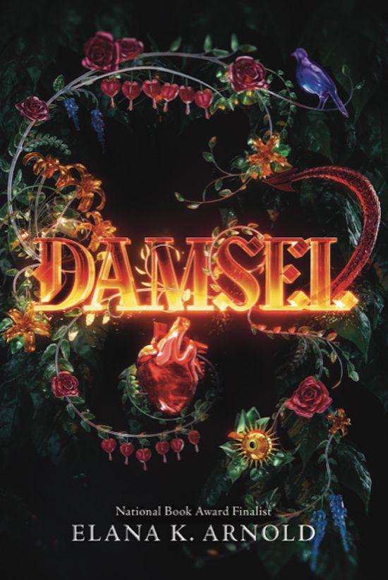 Damsel Elana K Arnold
