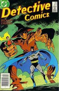 Cover for Detective Comics Issue #571