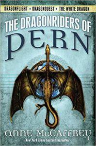 Dragonriders Of Pern by Anne McCaffrey (and Todd McCaffrey)