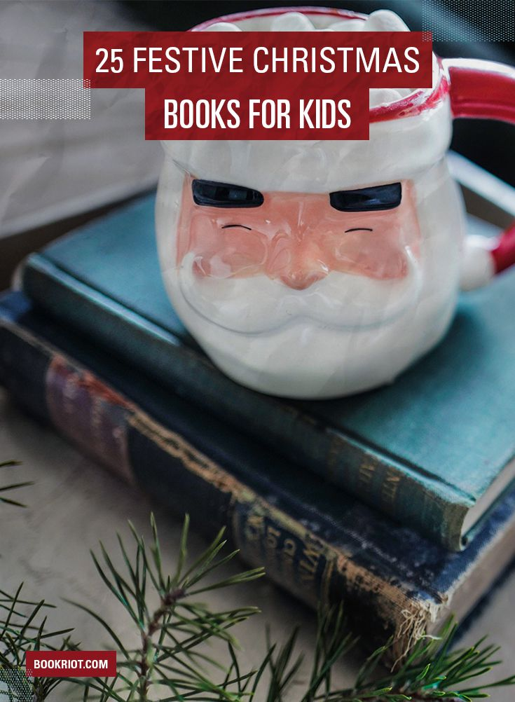 Festive Christmas Books For Kids