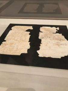 Frankenstein Turns 200 Morgan Library Poem Fragments