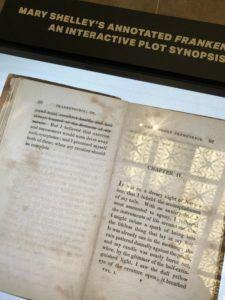 Frankenstein Turns 200 Morgan Library Digital