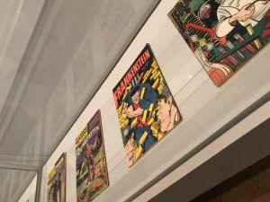 Frankenstein Turns 200 Morgan Library Comics