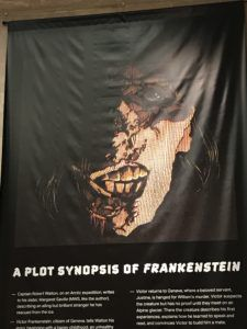 Frankenstein Turns 200 Morgan Library The Monster