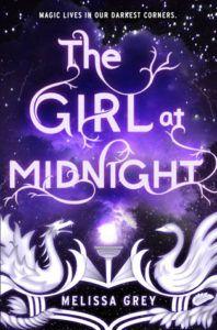 Girl At Midnight by Melissa Grey