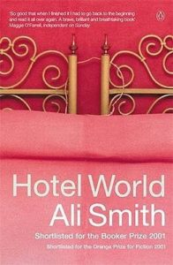 Hotel World Ali Smith cover