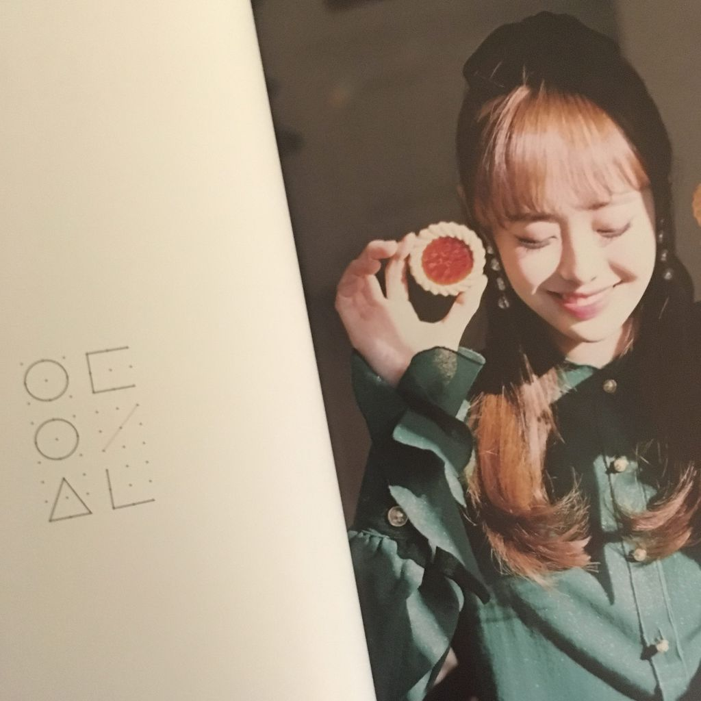 Chuu's Album | How K-Pop Albums are Bookish Works of Art