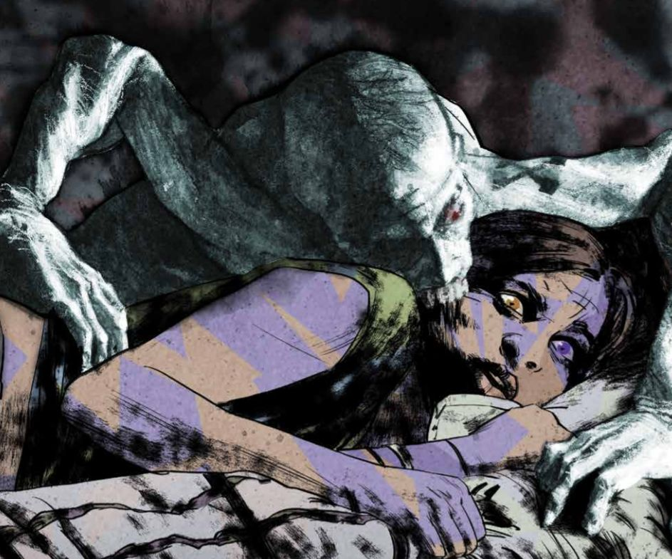 Why Horror Comics Are the Perfect Medium for Exploring Real-Life Horrors