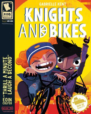 Knights and Bikes by Gabrielle Knight