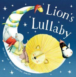 Lion's Lullaby Mij Kelly