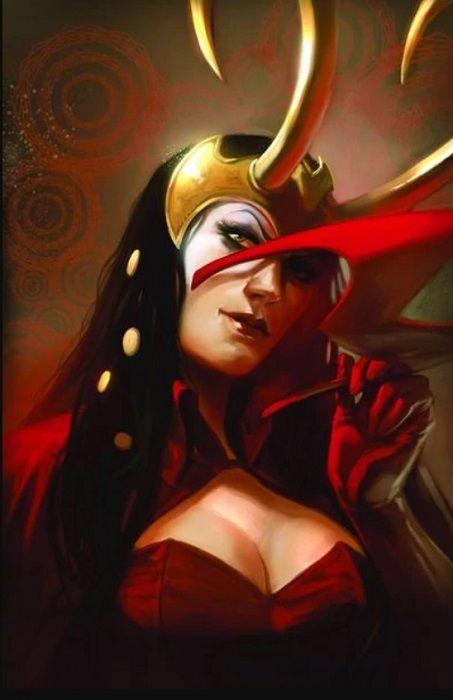 Loki in Mighty Avengers #29