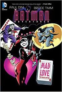 Cover for Mad Love