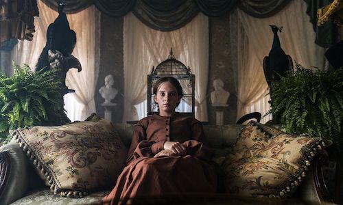 Maya Hawke as Jo in the 2017 Little Women miniseries