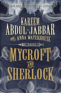 Mycroft and Sherlock by Kareem Abdul-Jabbar book cover