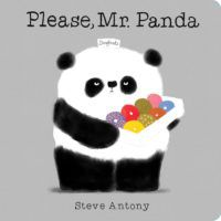 Please Mr. Panda Cover