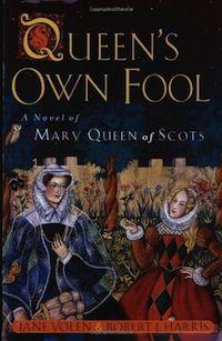 cover of Queen's Own Fool by Jane Yolen