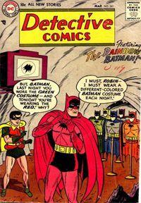Cover of The Rainbow Batman