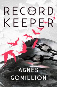 The Record Keeper by Agnes Gomillion book cover