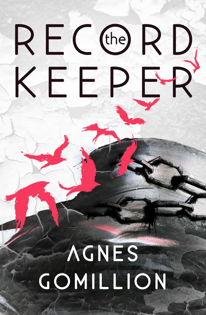 Cover Reveal: THE RECORD KEEPER by Agnes Gomillion