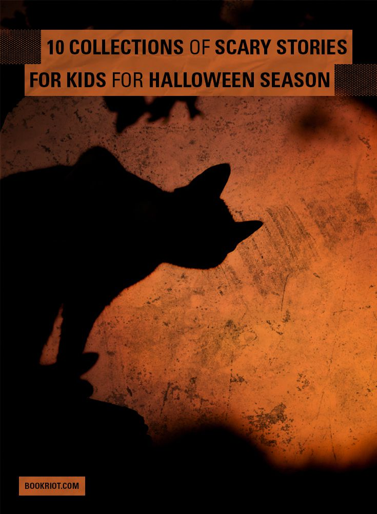 Scary Stories for Kids for Halloween