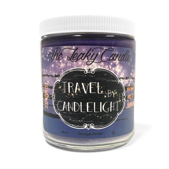 Stardust candle