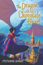 Tales From The Chocolate HeartSeries by Stephanie Burgis