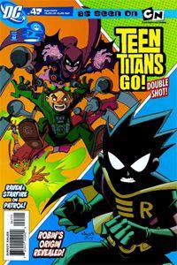 Teen Titans Issue #47