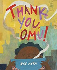 Thank You Omu Cover