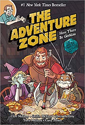 The Adventure Zone Here There Be Gerblins cover image