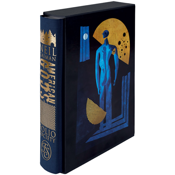 The Folio Society edition of American Gods