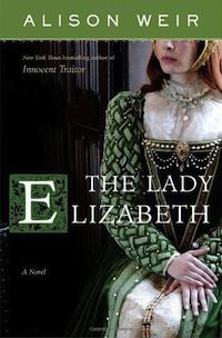 Cover of The Lady Elizabeth by Alison Weir