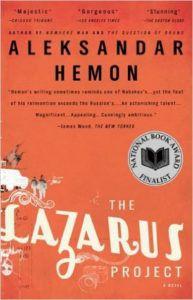 The Lazarus Project by Aleksander Hemon