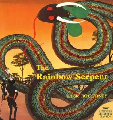The Rainbow Serpent book cover