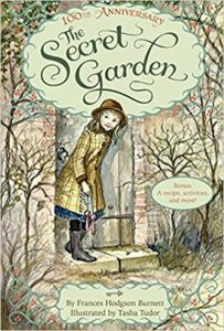 The Secret Garden cover by Frances Hodgson Burnett