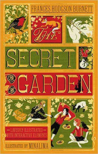 The Secret Garden by MinaLima