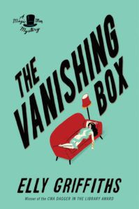 cover image of The Vanishing Box by Elly Griffiths