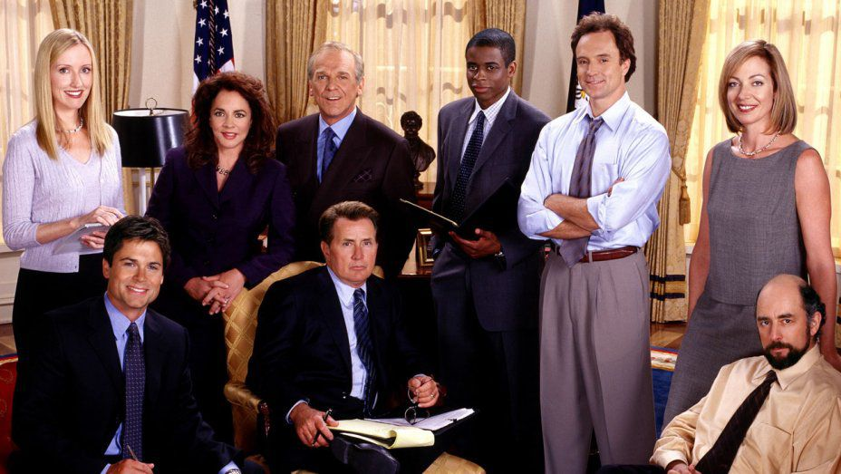 books for fans of THE WEST WING