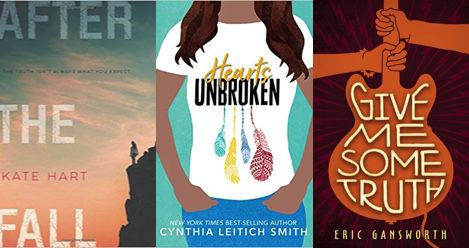 YA books by Native authors feature