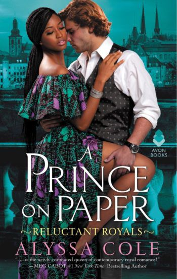 A Prince On Paper cover
