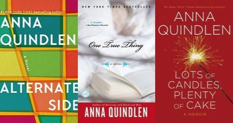 anna quindlen reading pathways