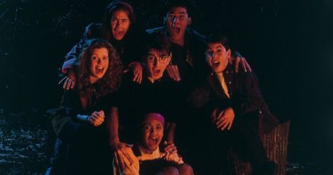 are you afraid of the dark feature