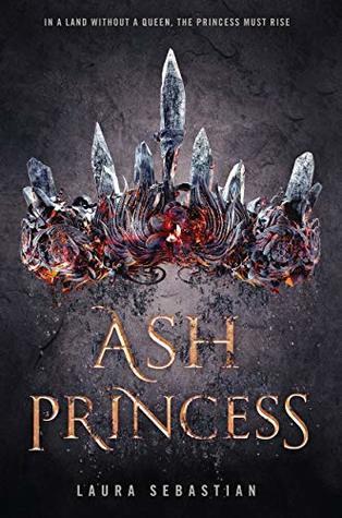 ash princess book cover