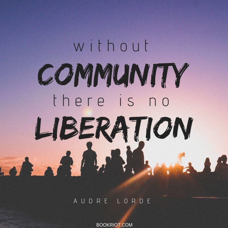 Audre Lorde feminist Quotes