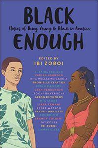 black enough anthology cover
