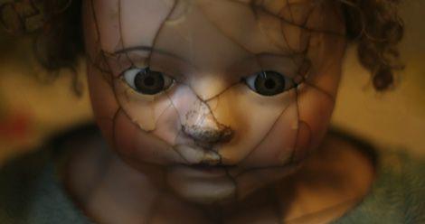 books about creepy children