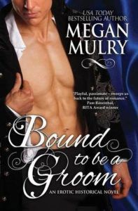 cover of bound to be a groom