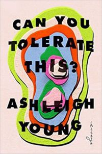 cover for can you tolerate this by ashleigh young
