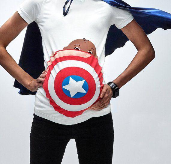 Superhero Shirts | Book Riot
